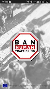 BAN Human Trafficking! screenshot