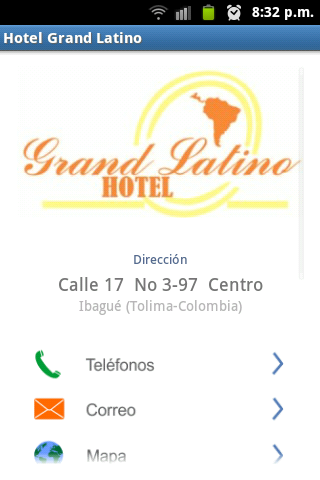 Hotel Grand Latino Ibagué
