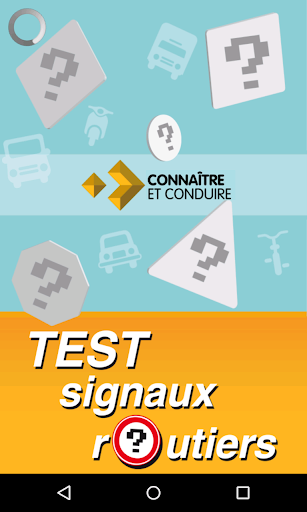 Test Signal Routier