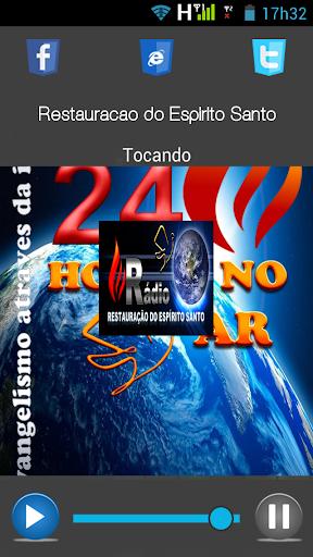 Rádio Restauração do Espírito