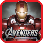 The Avengers-Iron Man Mark VII 1.2 Icon