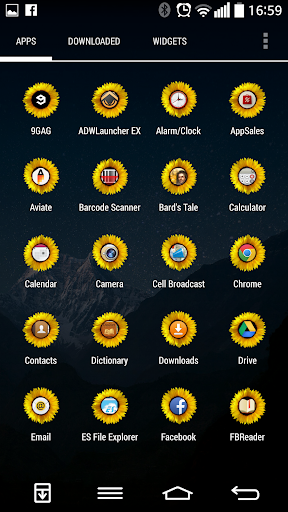 Sunflower Icon Pack