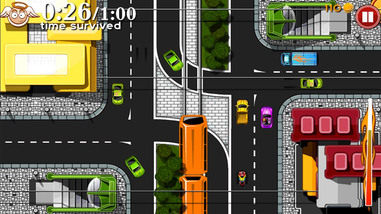 Bad Traffic - screenshot