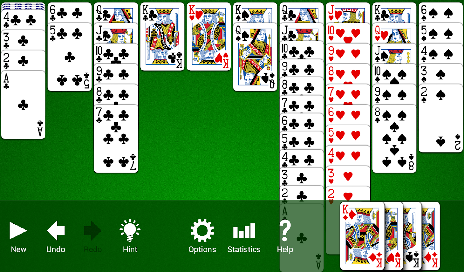 spiele spider solitaire