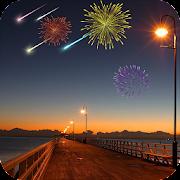 App Meteor Shower FireWorks APK for Windows Phone