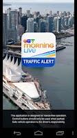 Screenshot of CTV Morning Live Traffic