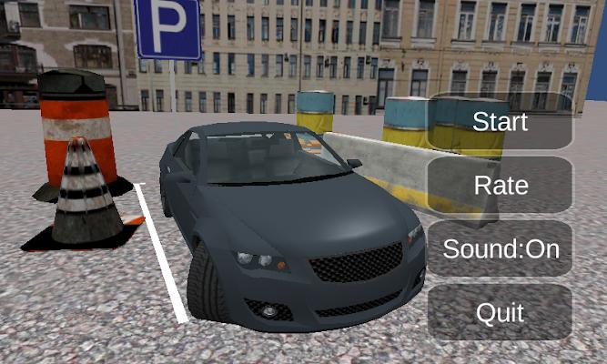 Sport Car Parking - screenshot