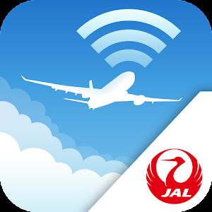 JAL国内線 機内Wi-Fi