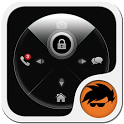 Black Style Locker icon