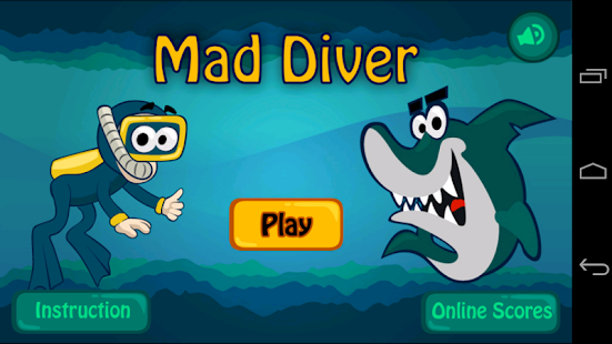 Mad Diver
