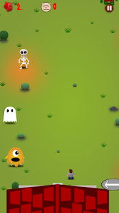 Monster Attack : Zombie Plague- screenshot thumbnail
