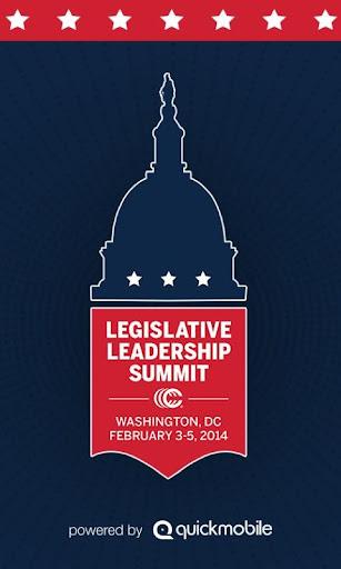 Legislative Summit App 2014