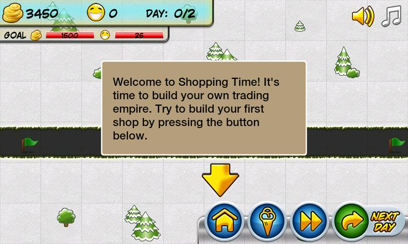 Shopping Town lite - screenshot