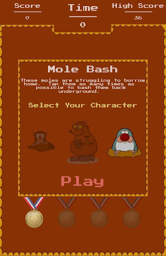 Mole Bash