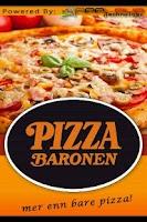 Screenshot of Pizza Baronen