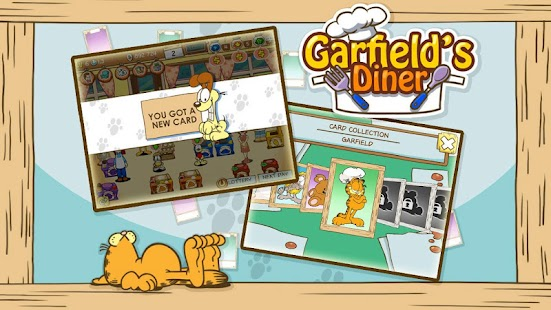 Garfield's Diner- screenshot thumbnail