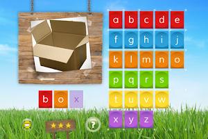 Screenshot of Super Spelling Lite English