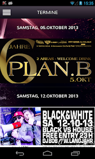 plan.b - screenshot thumbnail