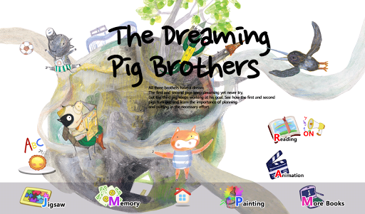 The Dreaming Pig Brothers