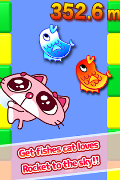 Kawaii mew mew leap apk screenshot