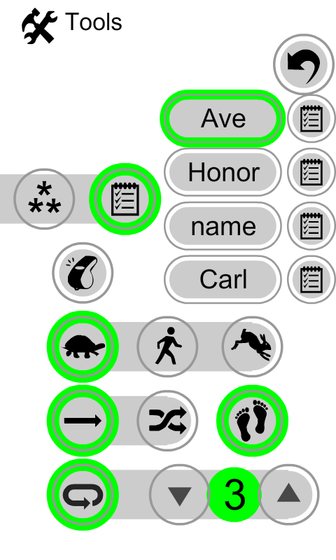 SWR SpellWriteRead Phonograms - screenshot