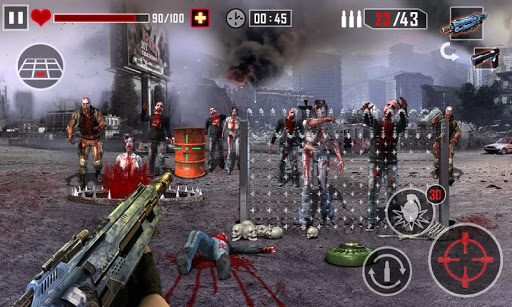 Zombie Killing - Call of Killers 2.6 app download 2