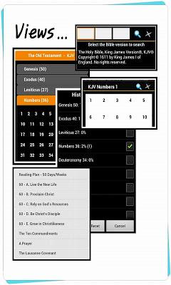 Simple Bible - Creole (BBE) - screenshot