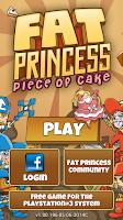 Screenshot of Fat Princess: Piece of Cake
