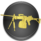Light Machine Gun Shots icon