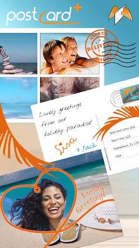 Postcard Plus