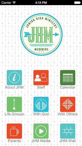 Mariners Church JHM App