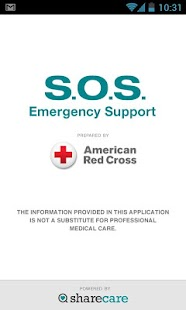 S.O.S. by American Red Cross - screenshot thumbnail