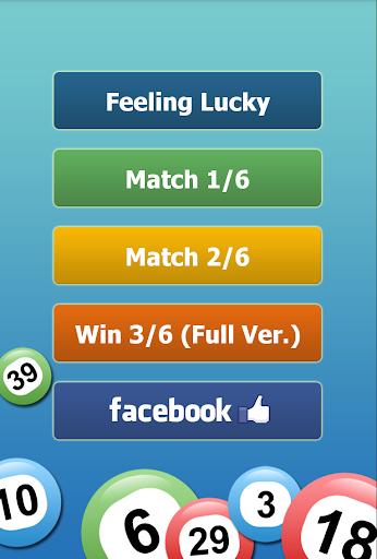 Win Lotto - Free