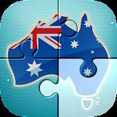 Australia Jigsaw Puzzle 4 Kids