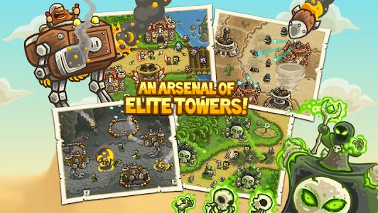Kingdom Rush Frontiers v1.4.2 b 1470428207 Mod Money + Heroes Unlocked