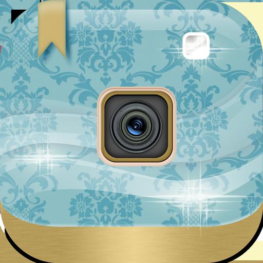 美麗照片相框和照片編輯 攝影 App LOGO-硬是要APP