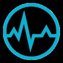 Speed reading - rhythm icon