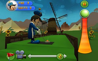 Screenshot of Putter King