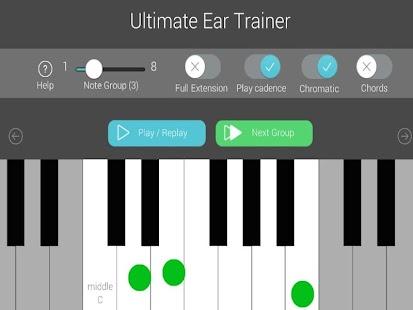 Ultimate Ear Trainer Screenshot
