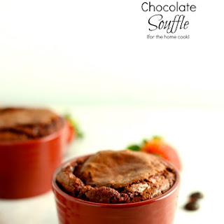 Chocolate Souffle (for the home cook).