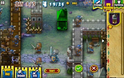 fortress under siege hd apps on google play