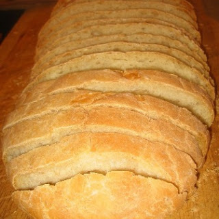 Bread - A Country Loaf.
