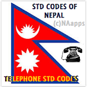 STD Codes Nepal Full