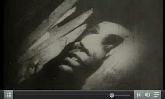 Screenshot of Vintage Video Player