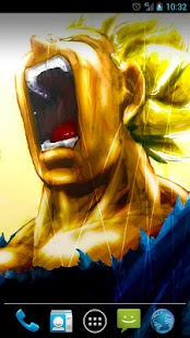 Super Saiyan Live Wallpaper