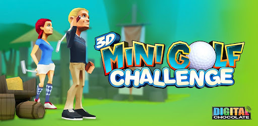 3D Mini Golf Challenge 1.9 for Android
