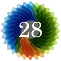 28 Days Later - PMS tracker icon