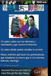 Escuelas México COMIPEMS - screenshot thumbnail