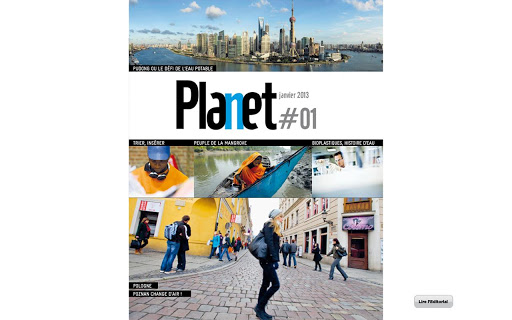 Planet mag
