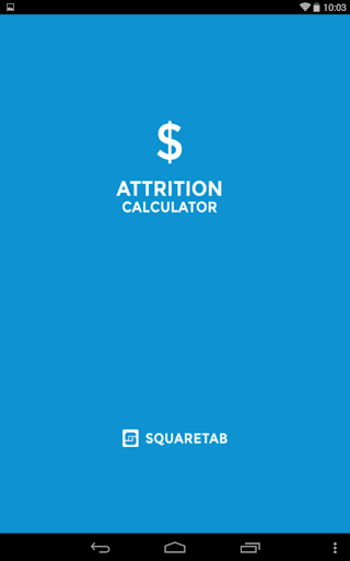 Attrition Calculator